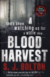 Blood Harvest, by S J Bolton