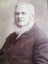 George Matcham Pitt, my great grandfather
